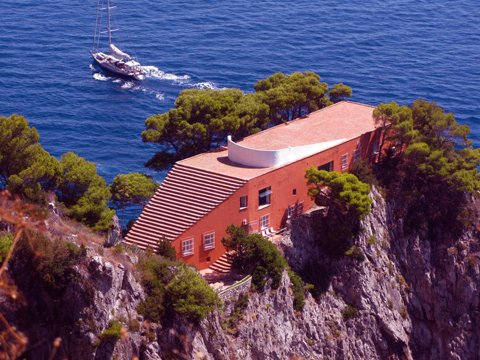 "The Casa Malaparte "" A House Like Me."""