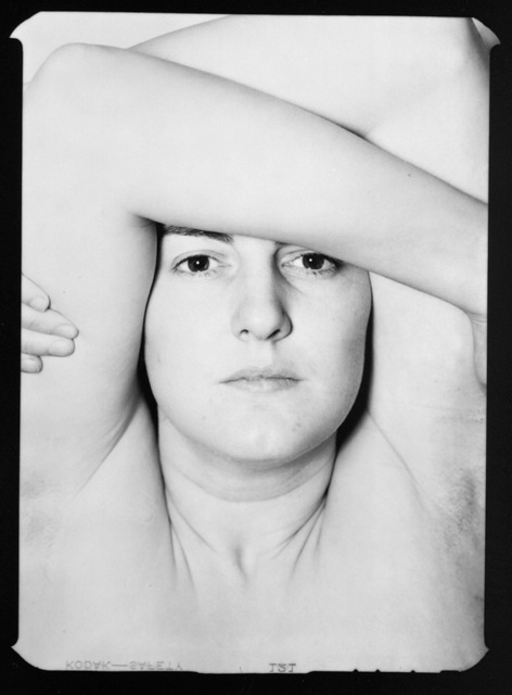 Harry Callahan photo of his wife, Eleanor.