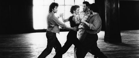 Sally Potter in THE TANGO LESSON.