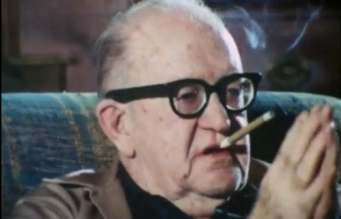 Ford in his infamous 1968 BBC interview.