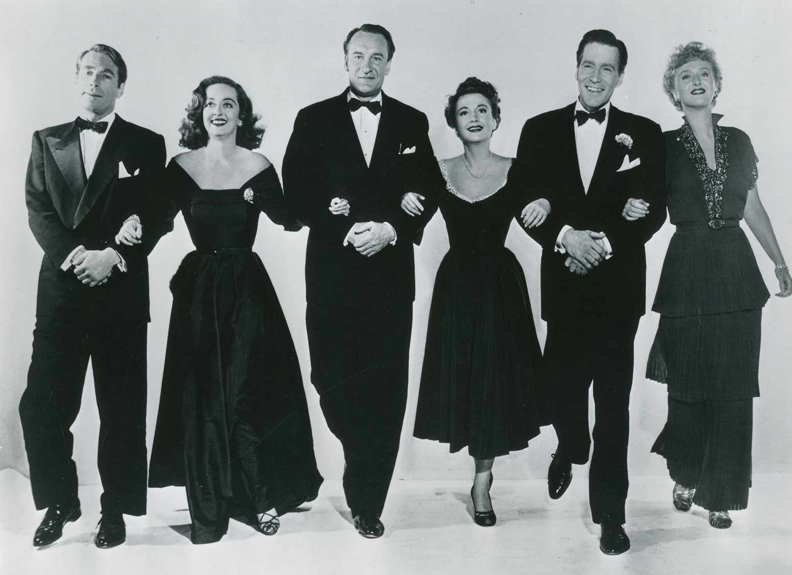 1. CAST All-About-Eve-bw-still-005