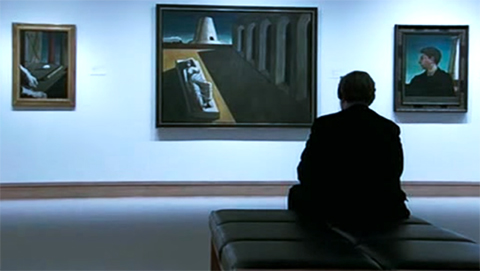 Contemplating De Chirico