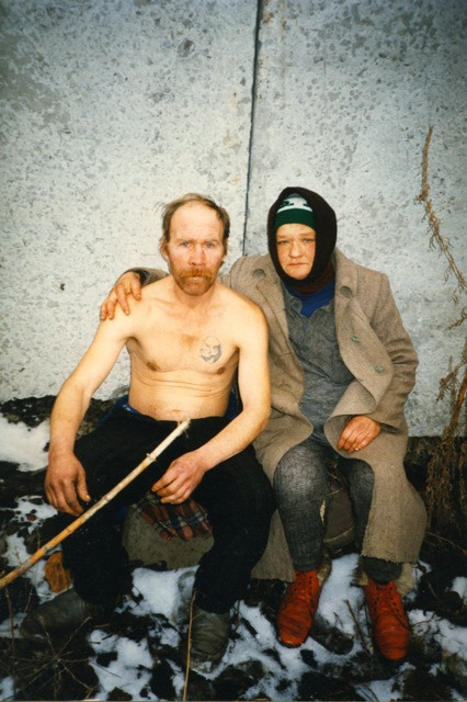 "From ""Case Histories,"" Boris Mikhailov."