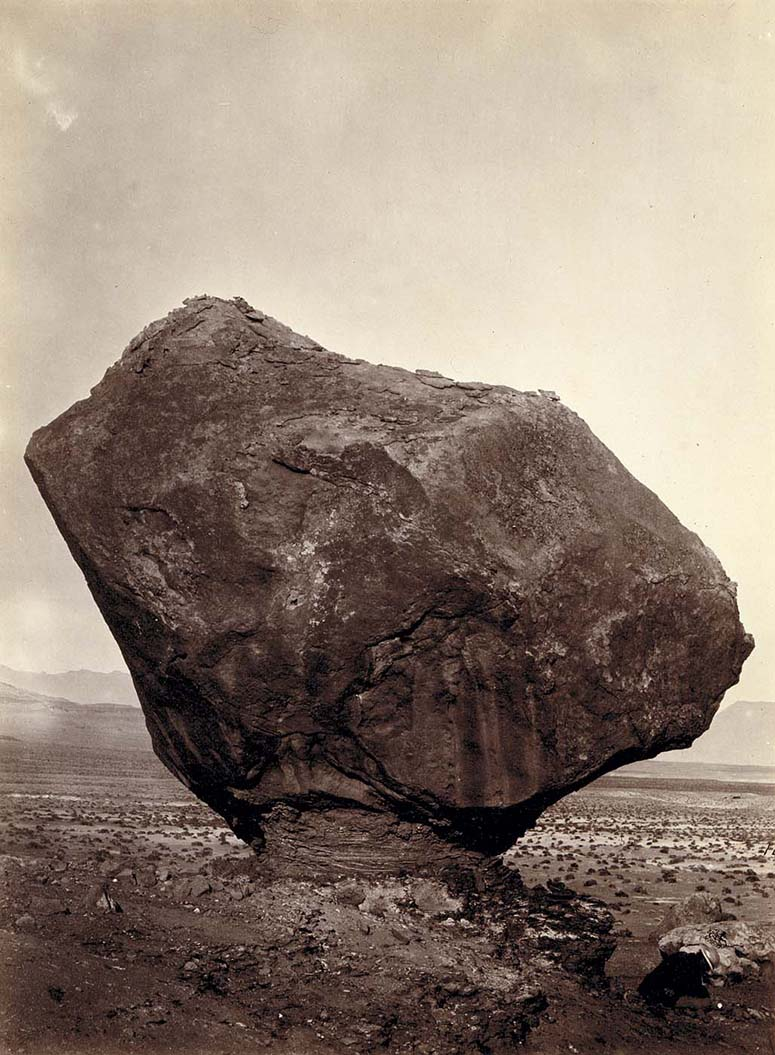 Bell's Perched Rock...