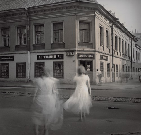 "Titarenko From ""Time Standing Still, White Dresses"" 1998"