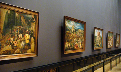 The Bruegel Room