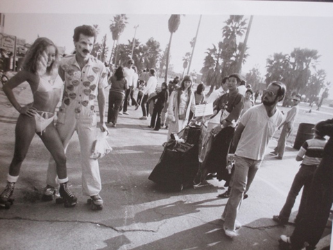 Venice Beach, Los Angeles, 1982