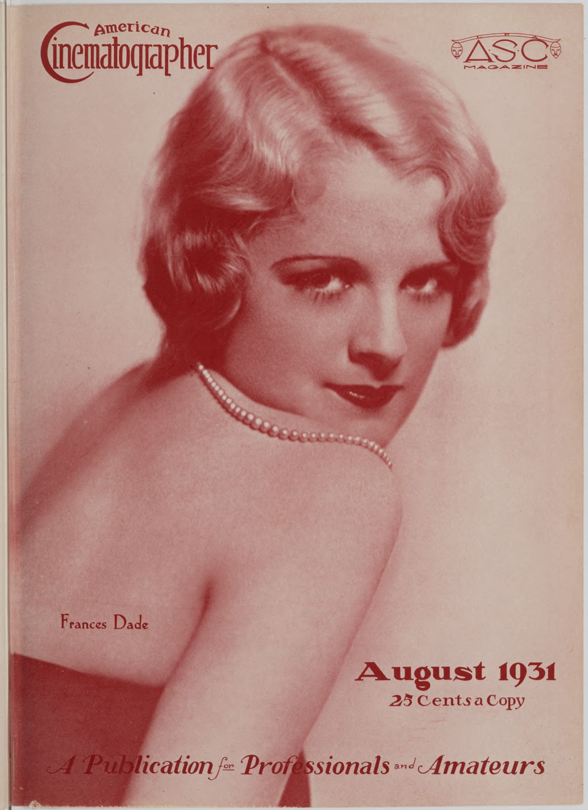 August 1931