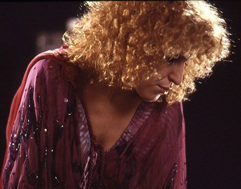 Midler in a pensive moment. (Credit: The Criterion Collection)