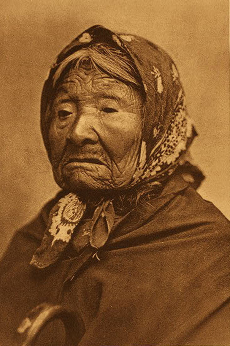 Kikisoblu (Princess Angeline of the Duwamish), 1896