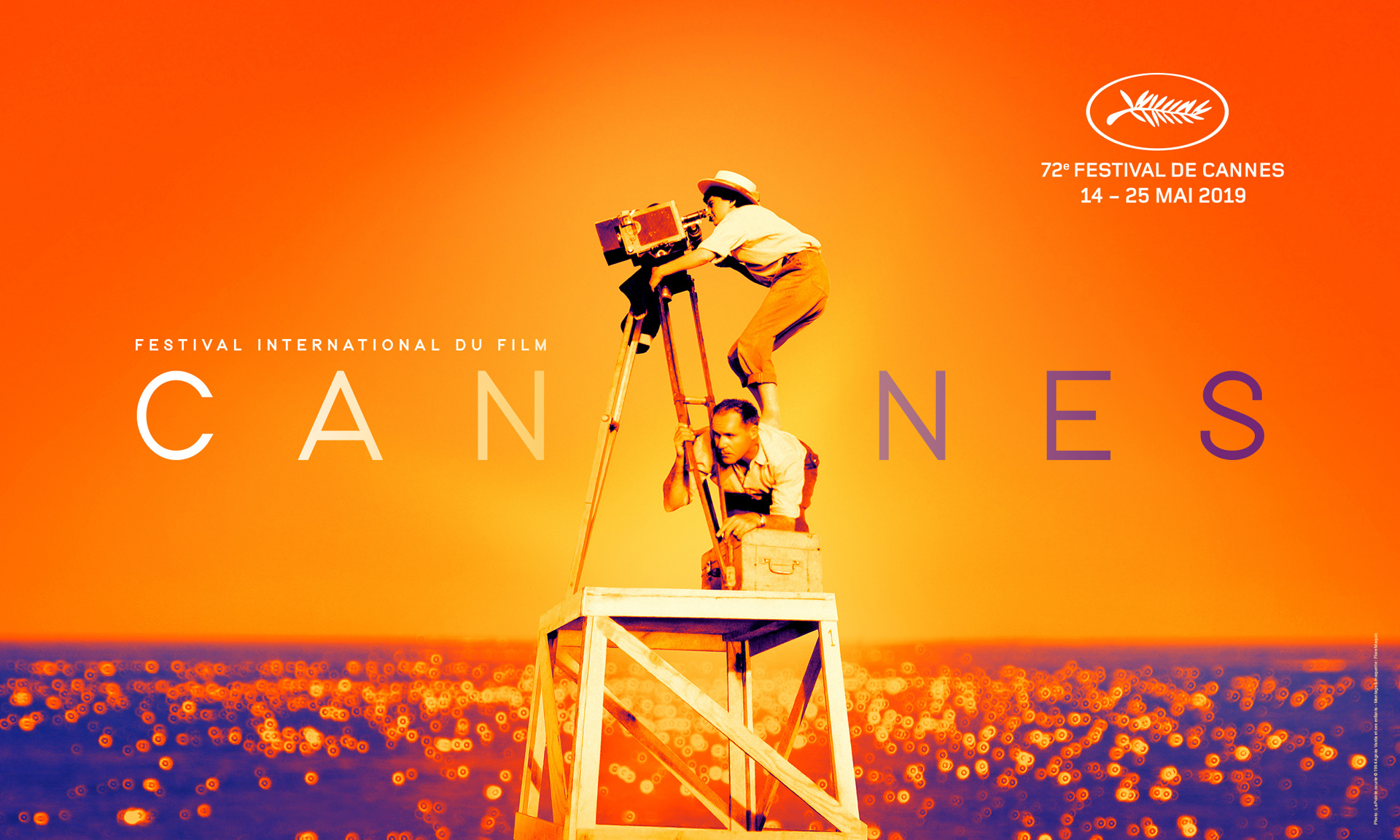 2019 Cannes Festival Poster With Varda Parvo Stein Thefilmbook