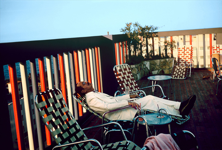 Self Portrait, Santa Monica/Paul Outerbridge