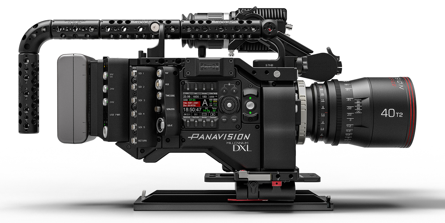 Panavision at ASC Clubhouse for DXL Demo and Discussion - The