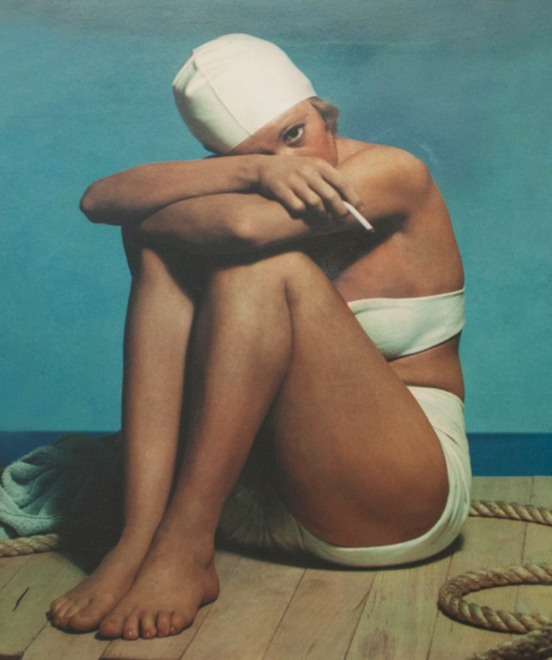 Bathing Suit/Paul Outerbridge