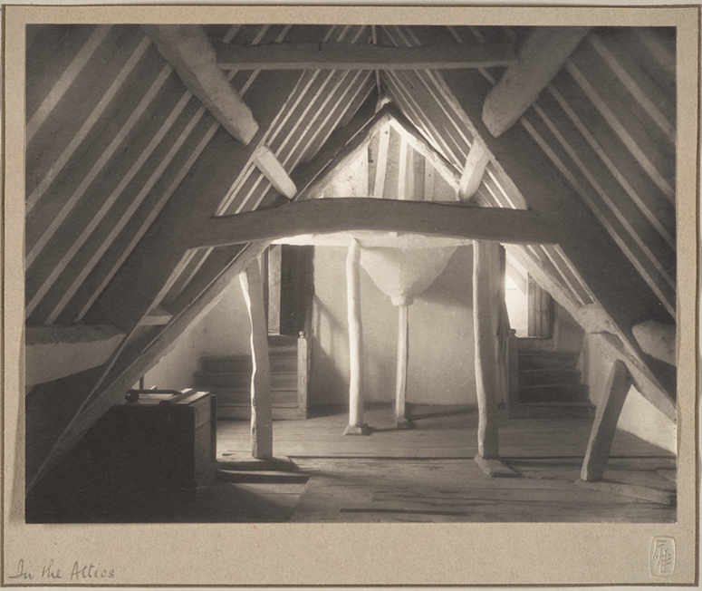 Evans in the Attics