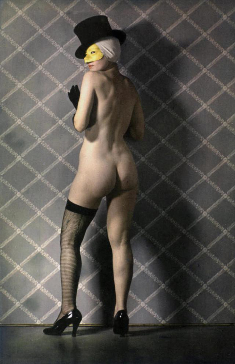 Nude with Mask/Paul Outerbridge