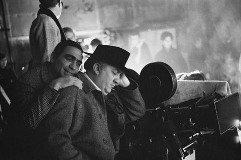 5. rotunno & fellini. 1969