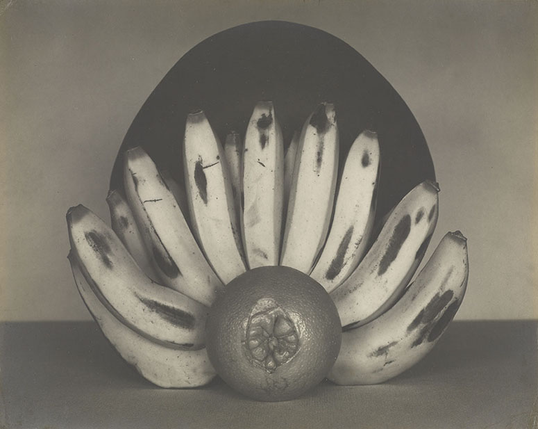 Edward Weston's Bananas