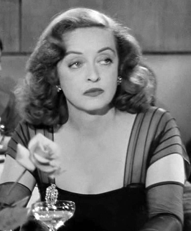 Bette Davis as Margo Channing.
