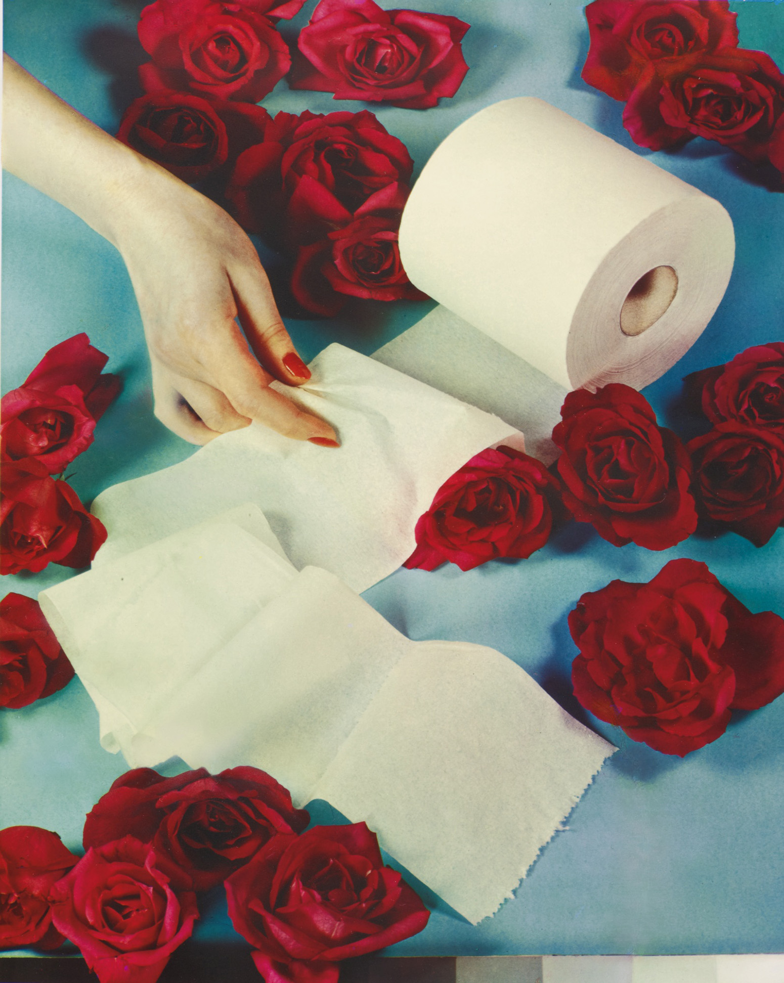 Toilet Roll/Paul Outerbridge