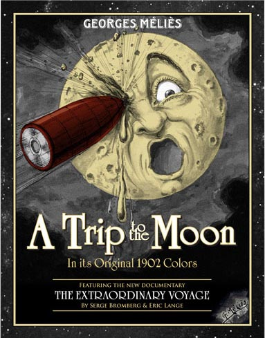 8. voyage to the moon