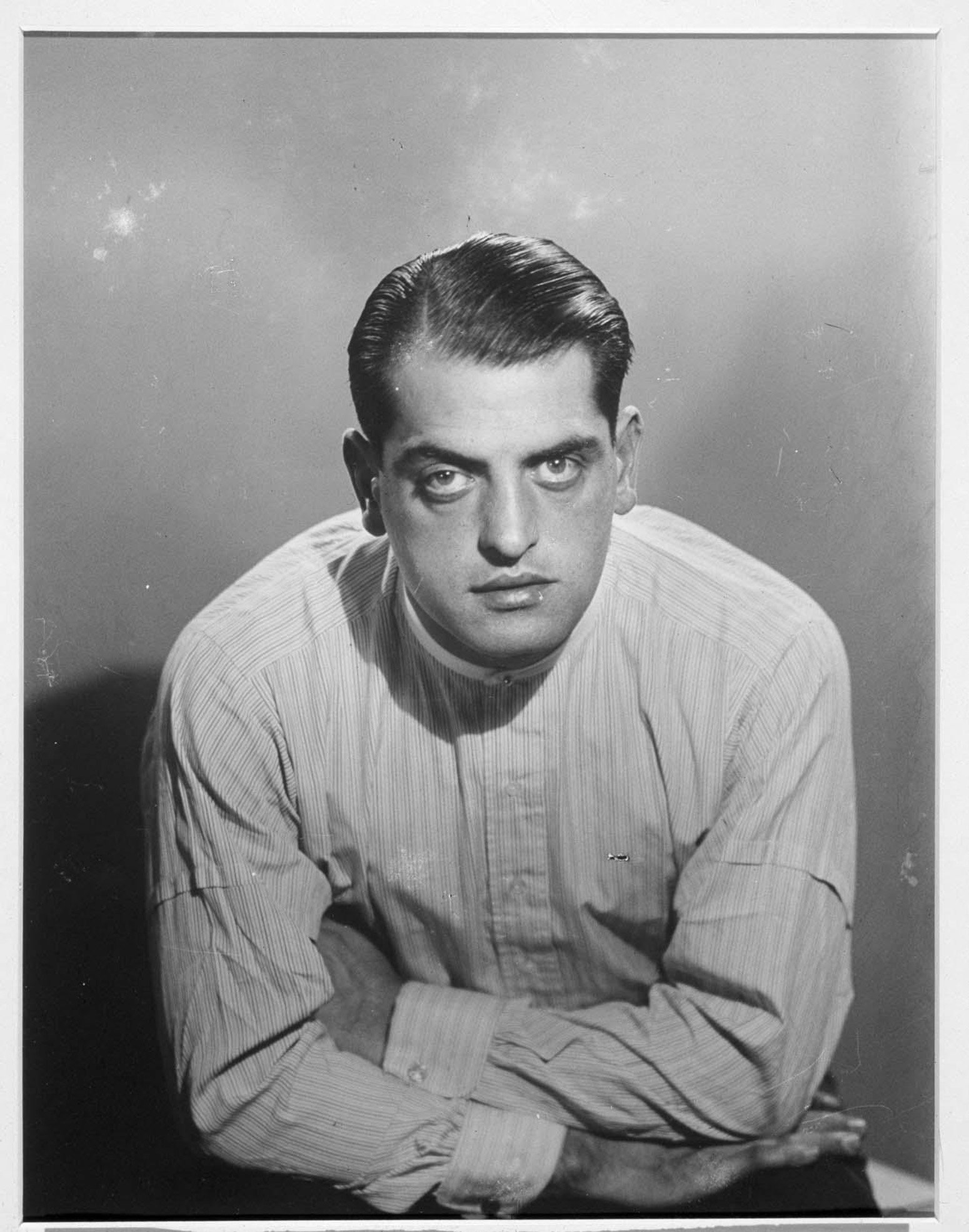 Buñuel (Photo by Man Ray)