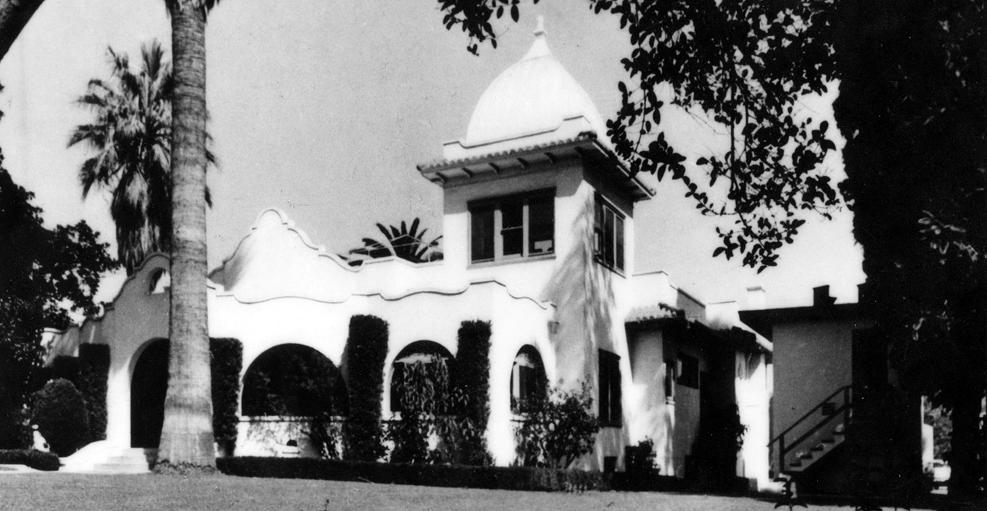Asc Clubhouse Ext  Front 1950S