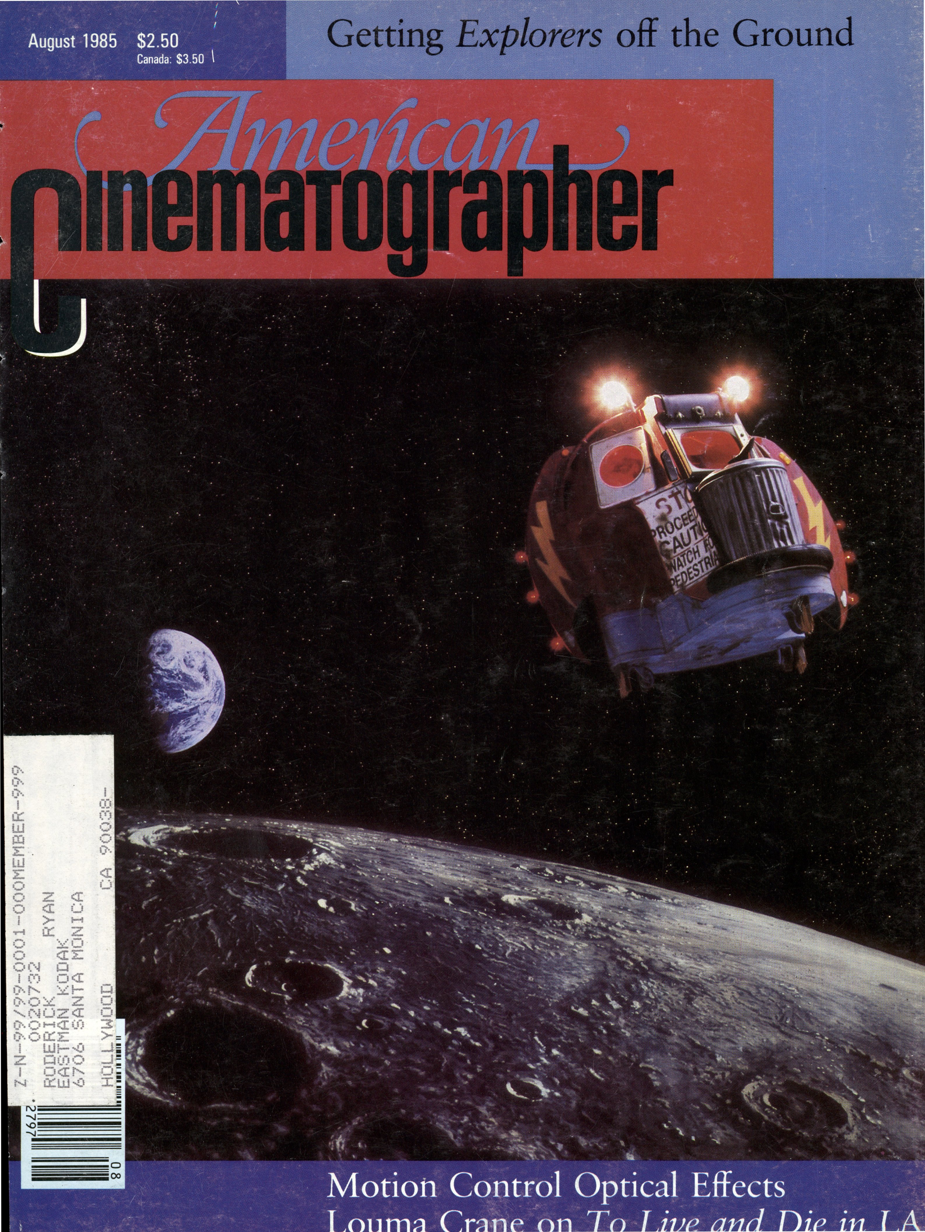August 1985