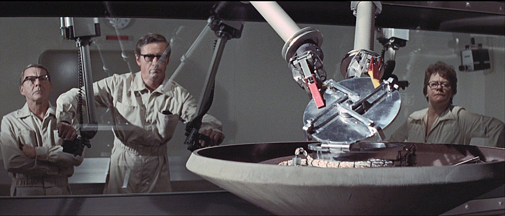 Photographing The Andromeda Strain - The American Society of  Cinematographers