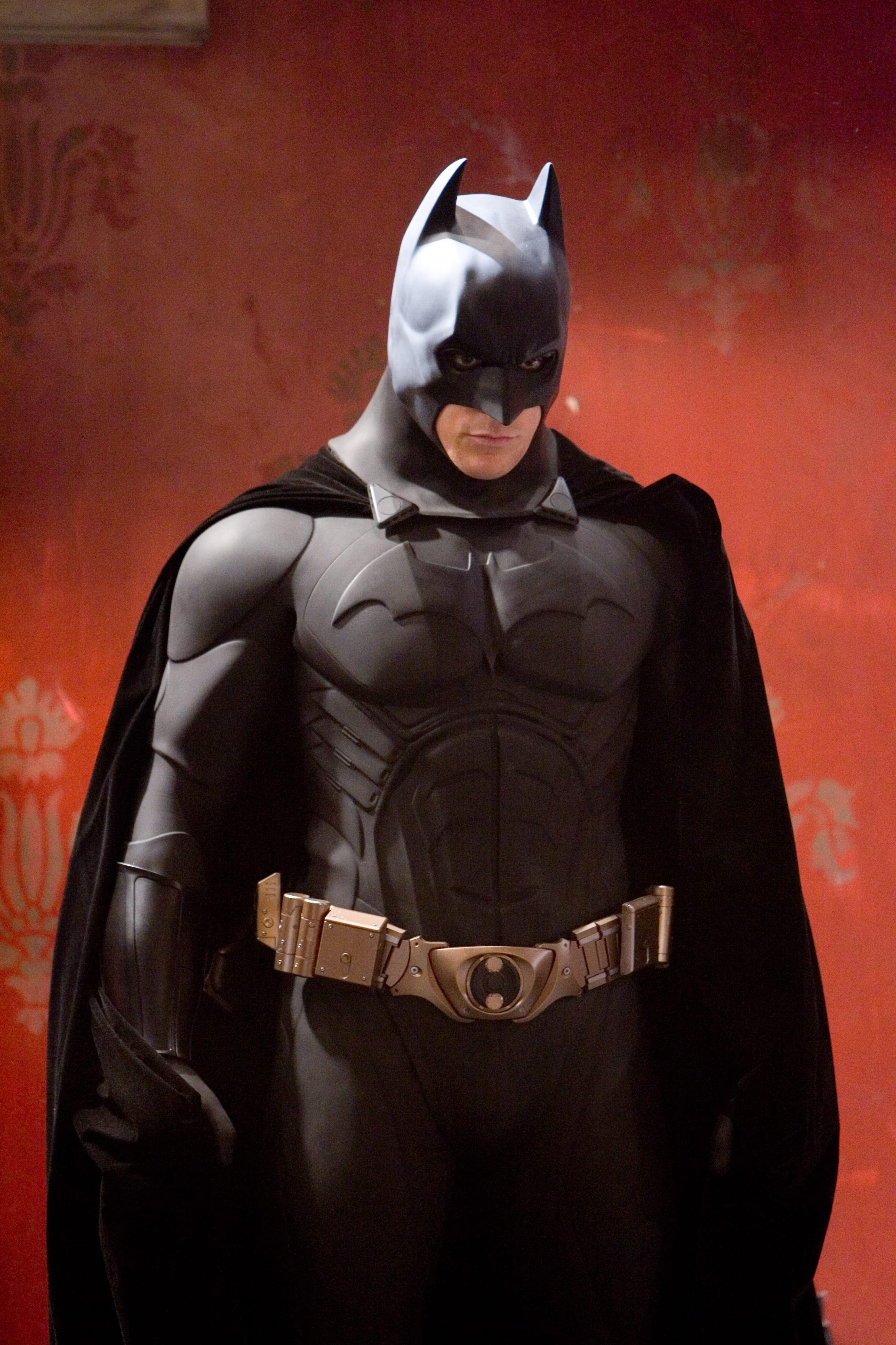 Batman Begins The Bat Takes Wing The American Society Of Cinematographers