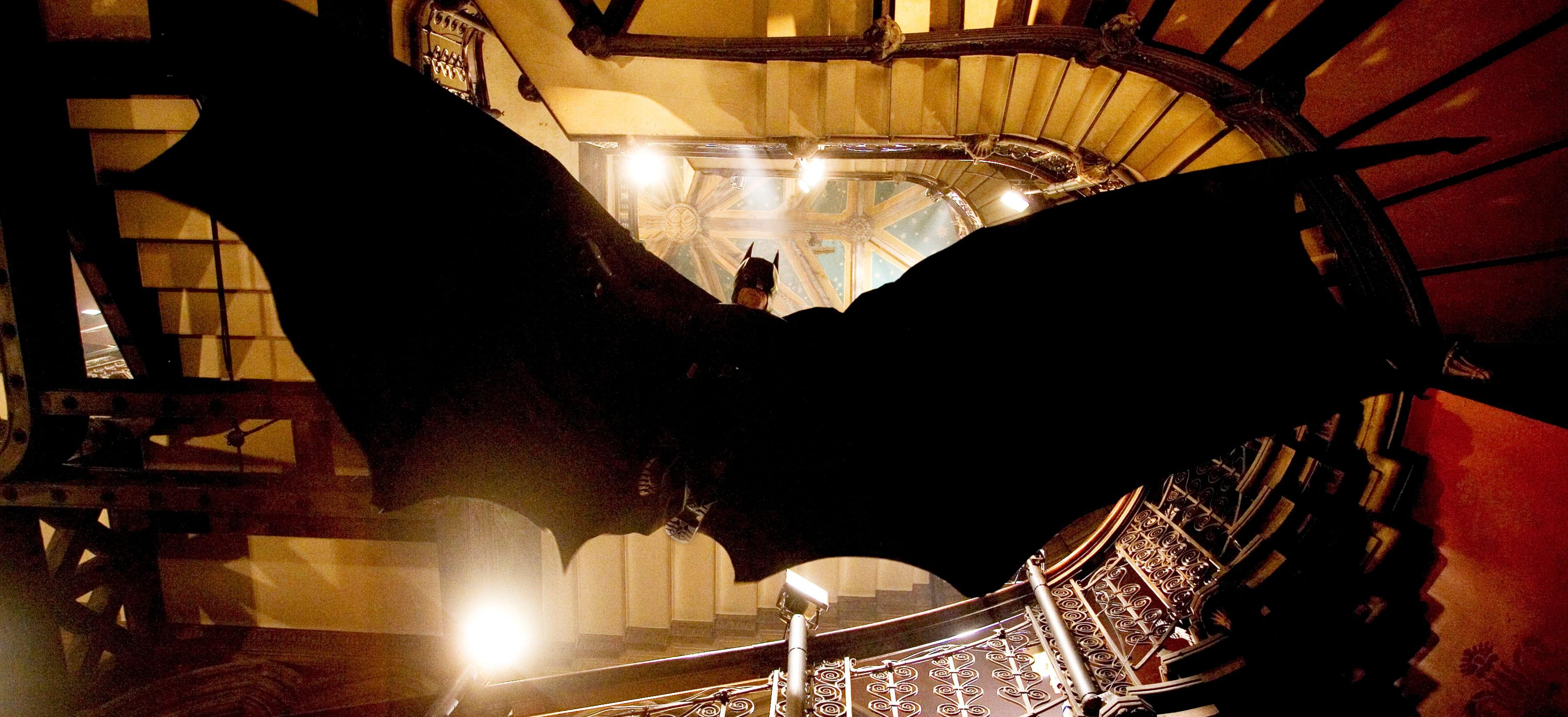 Batman Begins Featured Image