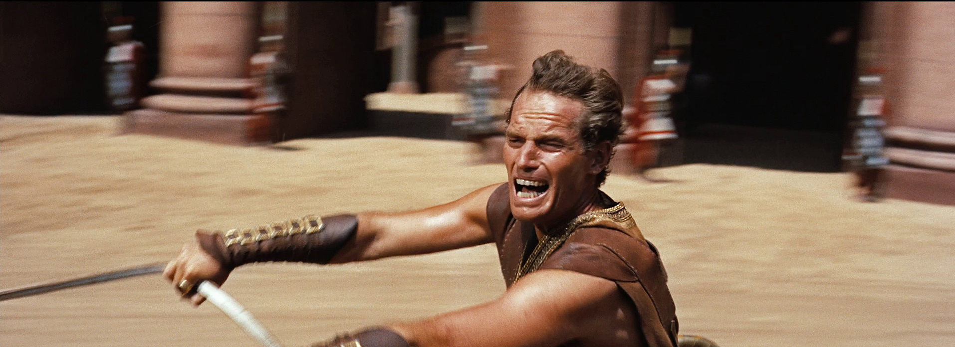 Ben Hur Heston Race