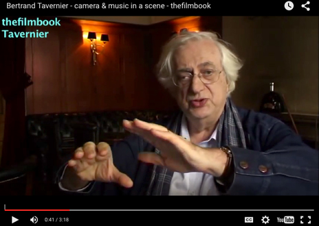 Bertand Tavernier interview about camera moves and music in Princess of Montpensier -Benjamin B -thefilmbook