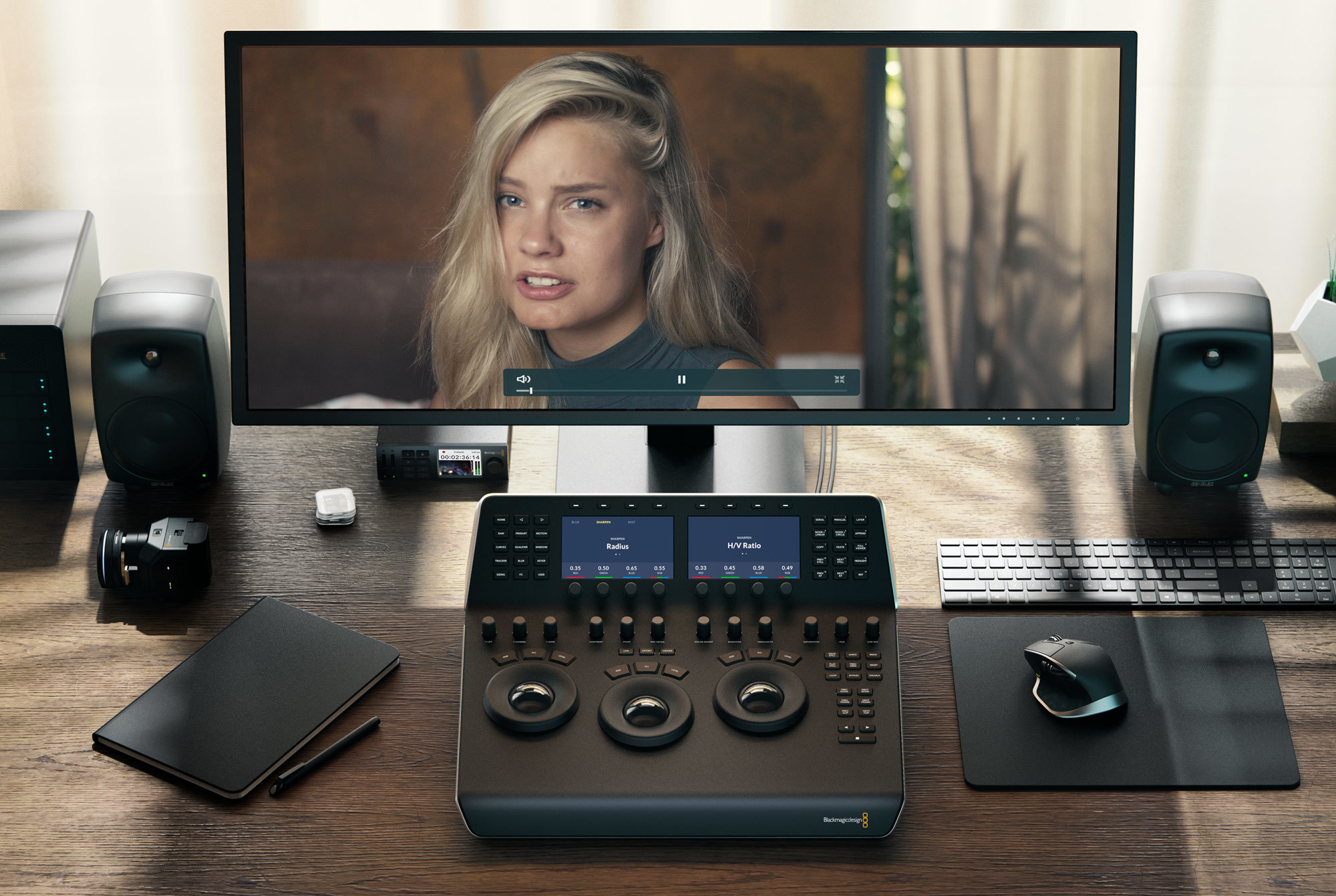 Blackmagic DaVinci Resolve 15 - The American Society of Cinematographers