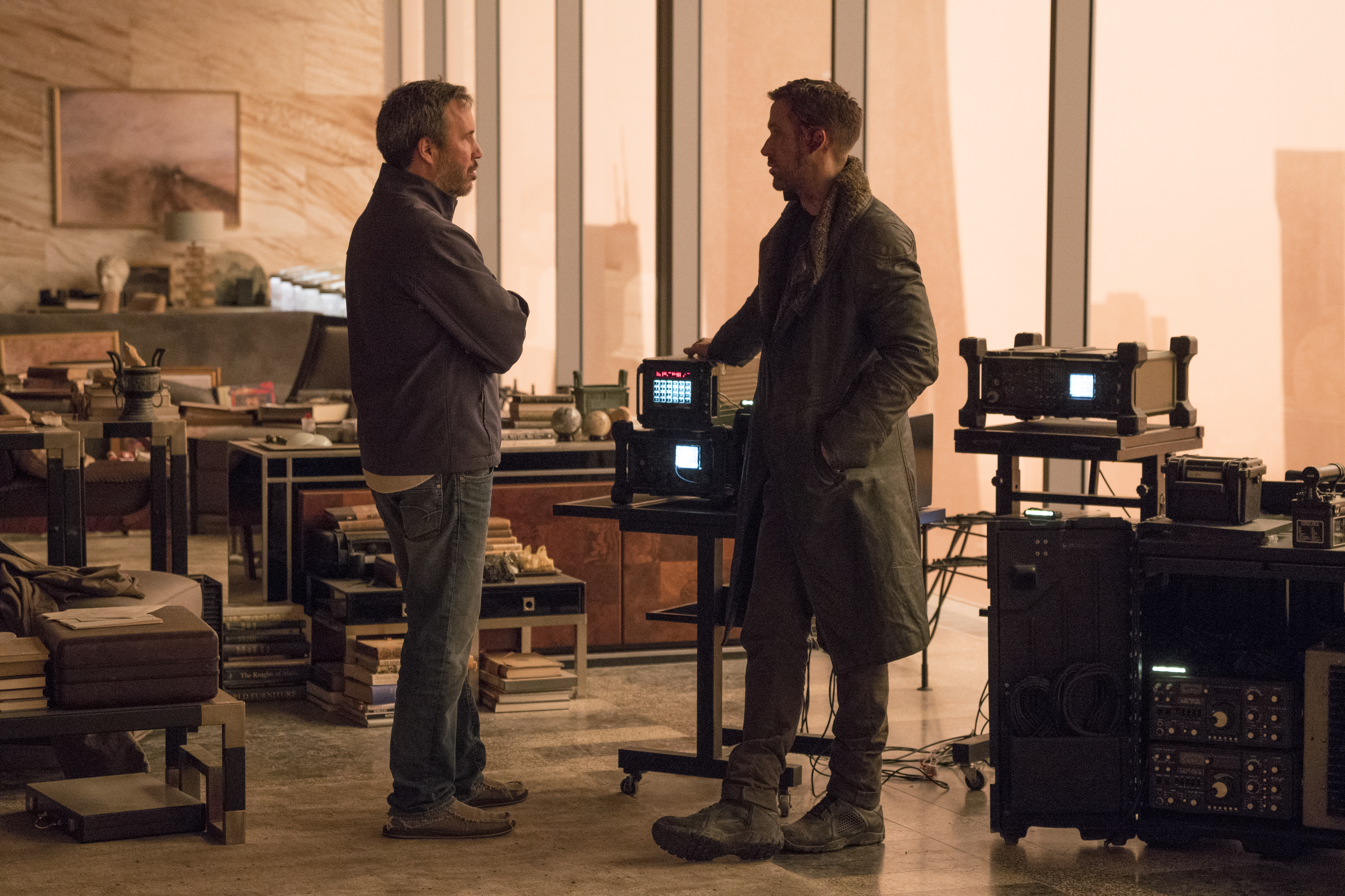 Blade Runner Designing The Future The American Society Of - The miniature set used for blade runner 2049 will change the way you see movies