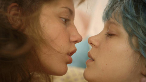 Blue is the Warmest Color-
