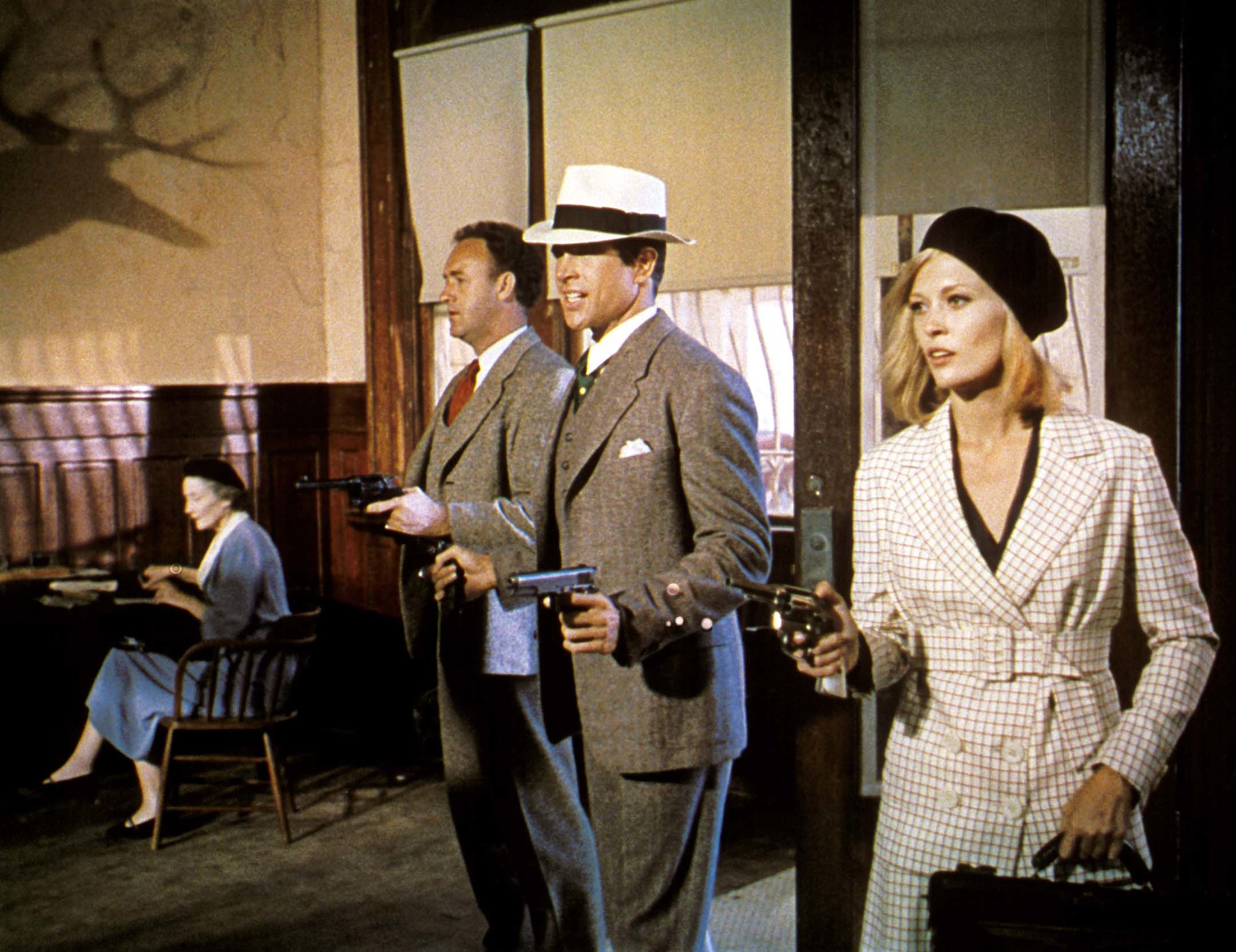 Flashback Bonnie And Clyde The American Society Of Cinematographers