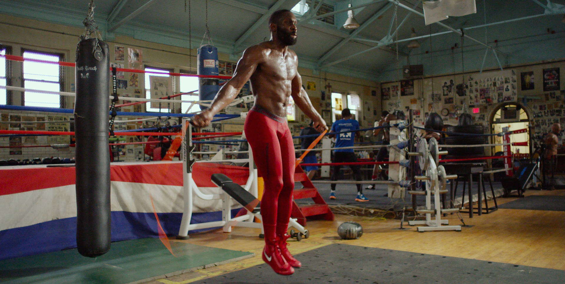 Bryant Jennings The Game Changers Copy