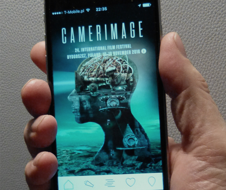 The Camerimage 2016 app