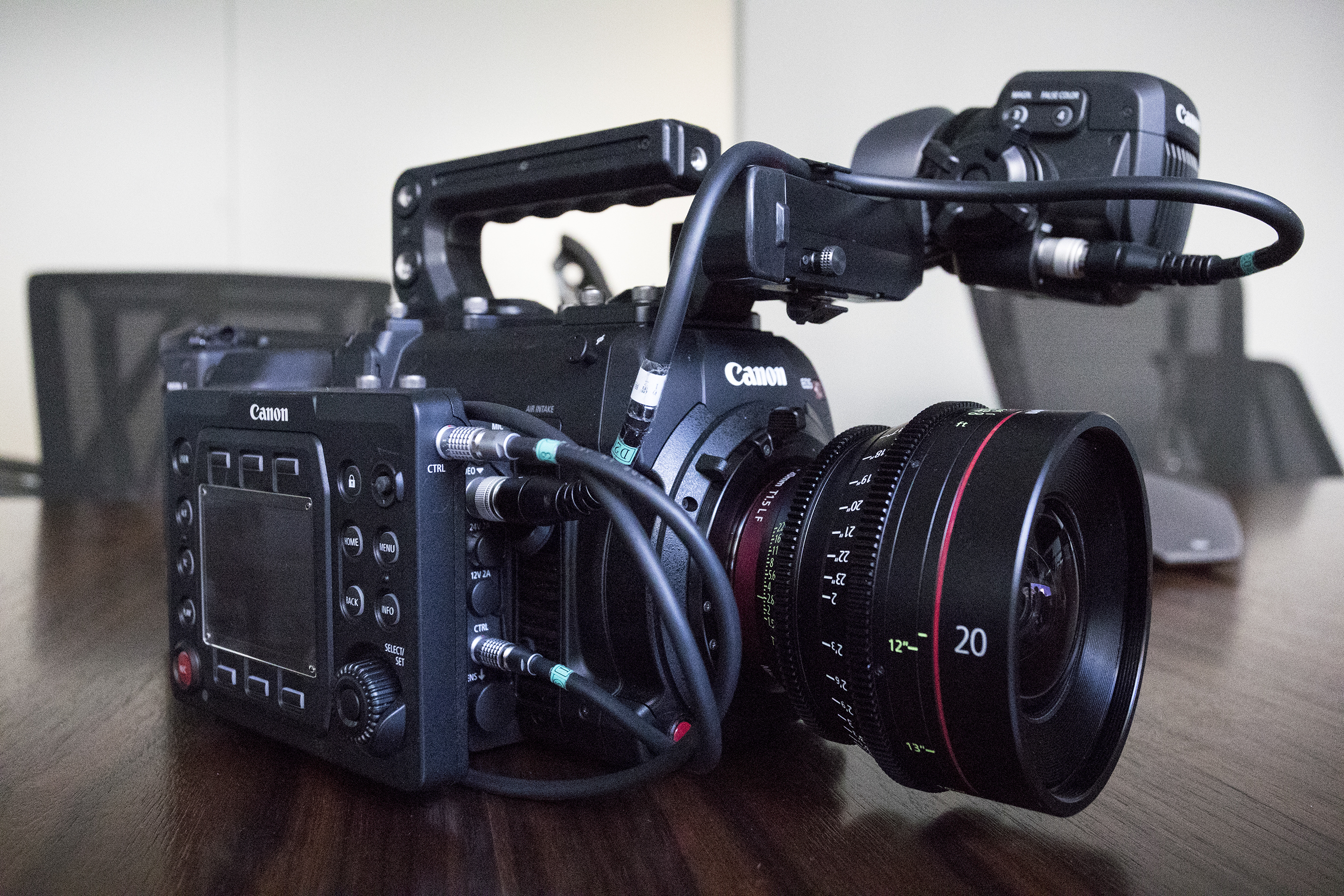 Canon\'s EOS C700 FF Camera - The American Society of Cinematographers
