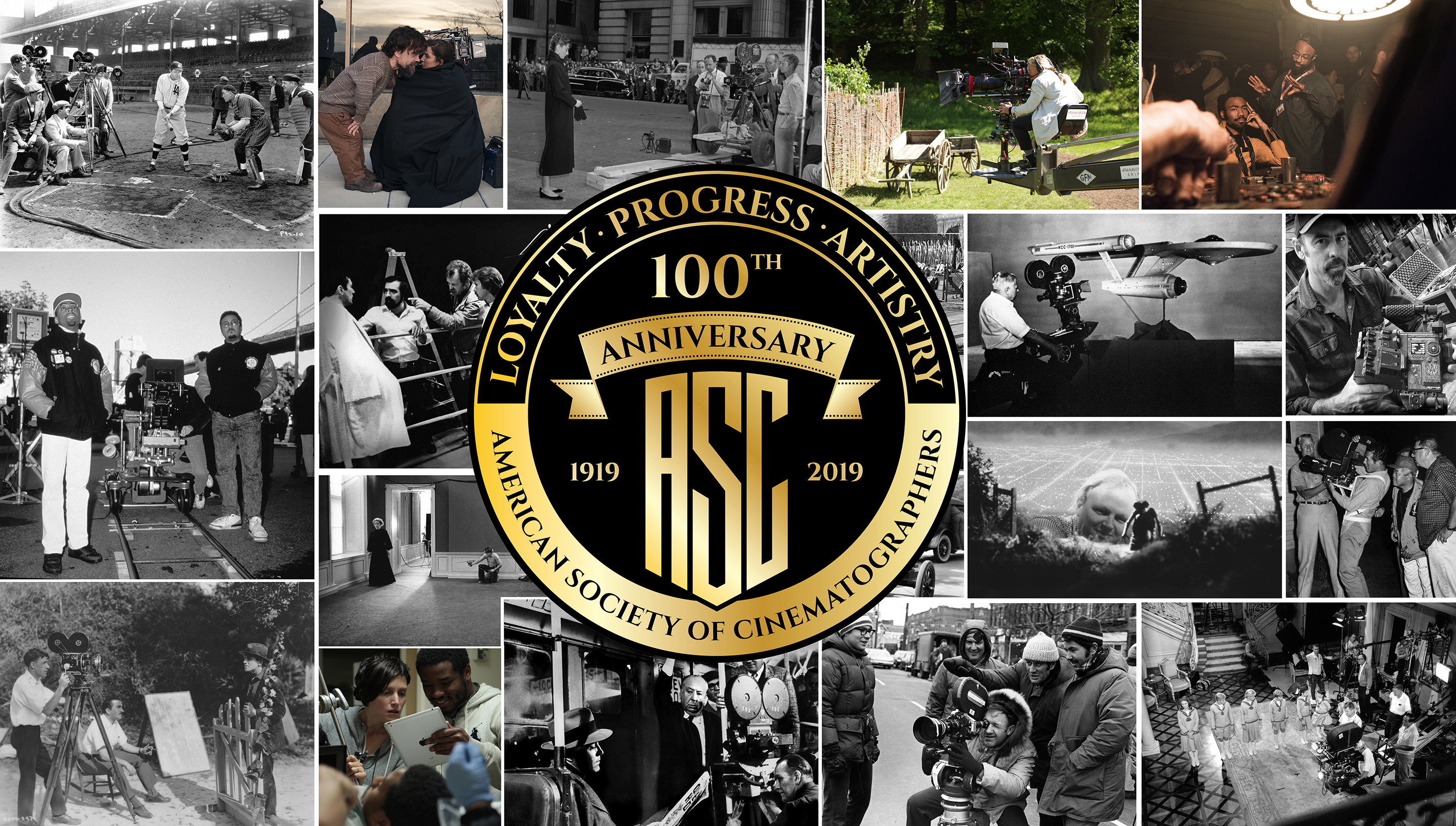 The ASC's Centennial Salute — Since January 8, 1919 - The American Society  of Cinematographers