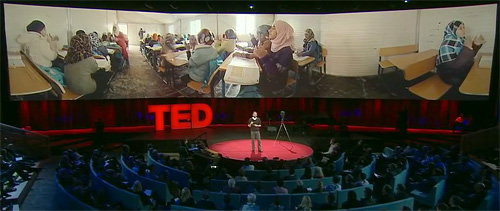 Chris Milk TED talk-