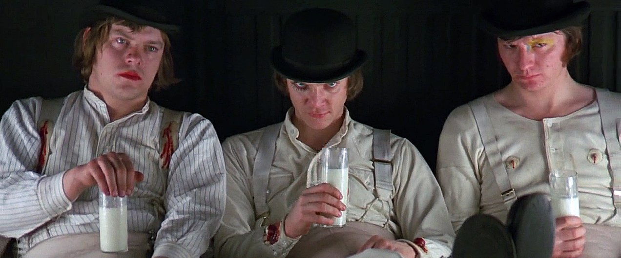 kubrick contra nihilism a clockwork orange Over forty years after its release, stanley kubrick's film adaptation of anthony  burgess' novel a clockwork orange retains all its aesthetic and.