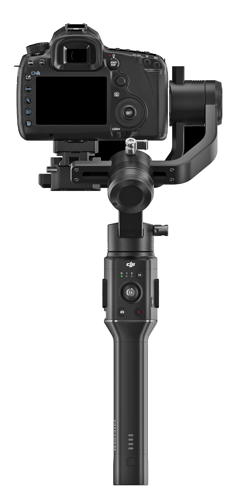 DJI Ronin-S and Osmo Mobile 2 - The American Society of Cinematographers