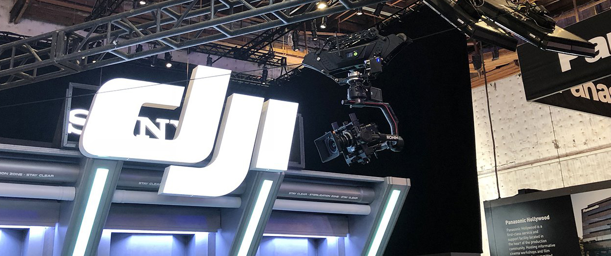 Dji Cine Gear 2018 Header