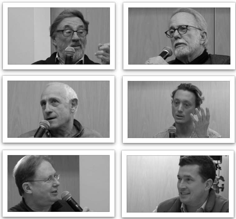 DPs and Gaffers - the panel -thefilmbook