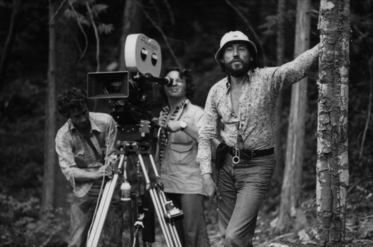 flashback photographing the deer hunter the american society of