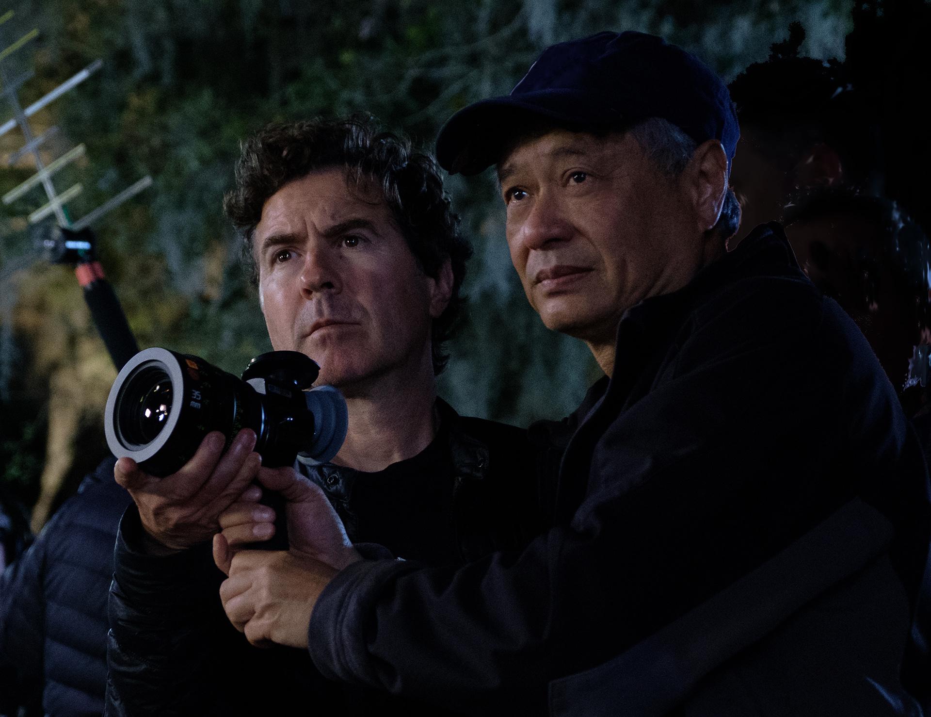 Dion Beebe And Ang Lee On Gemini Man