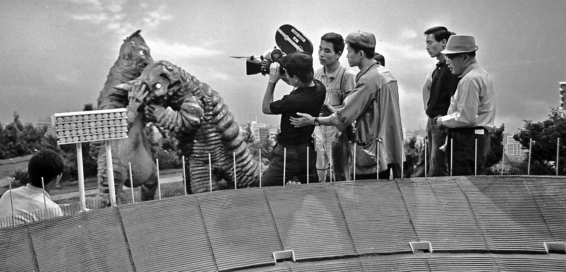 Eiji Tsuburaya Featured