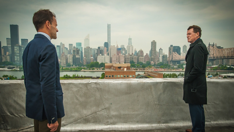 A scene from Elementary. (Credit: CBS Television)